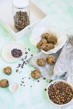 Tigernut Chocolate Chip Cookies - The Fit Foodie