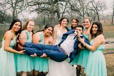 Don't drop the groom! Texas Wedding. Photo by Dempag Photography.   (scheduled via http://www.tailwindapp.com?utm_source=pinterest&utm_medium=twpin)