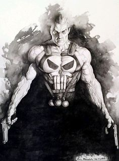 Punisher by Eric Meador