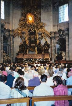 An Unexpected Privilege:  The Day I Attended Mass with Pope John Paul II and Cardinal Ratzinger