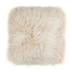 Instantly refresh your room with lavish texture and design with this stunning Tibetan sheepskin cushion from Amara. Made from Tibetan sheepskin, known for their long, silky wool fibres in fine cu Scatter Cushions, Cushions On Sofa, Throw Pillows, Bed Linen Sets, Designer Pillow, Neutral Tones, Hygge, Linen Bedding, Home Accessories