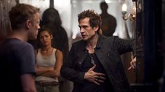 Simon merrells as Julian in the awesome syfy series dominion.