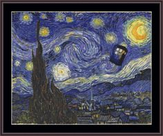 Starry_night_with_tardis_by_terrylightfoot-Stitched
