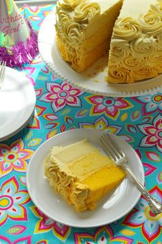 Karen's Birthday Cake Do-Over - Farmgirl Gourmet