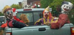 Clown Car Maybe change lanes.