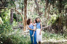 Santa Barbara Girls Family Session