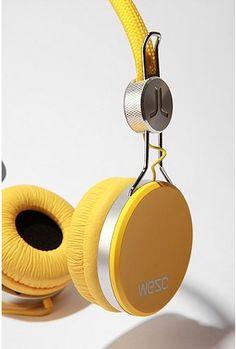 WeSC Banjo Headphones