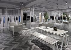 Nendo, Seibu department store, Seibu department store Nendo, Seibu department store Tokyo - http://architectism.com/seibu-department-store-nendo/