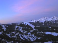 Want to see what the resort looks like right now? Check out the Telluride Live Cams here.