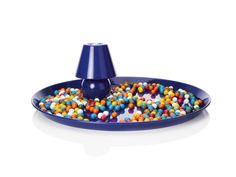 FatBoy Snacklight Vassoio by Fatboy Tapas, Sprinkles, Candy, Snacks, Blue, Food, Design, Products, Light Bulb Vase