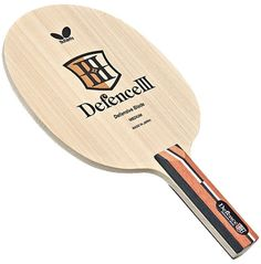 5463c1c8099f F S Butterfly Table Tennis Racket Defense IIIST 36494 Made in Japan   Butterfly Table