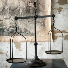 Vintage Style Balance Scale