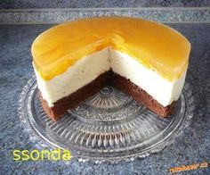 Czech Recipes, Russian Recipes, Czech Desserts, Cheesecakes, No Bake Cake, Baked Goods, Cake Recipes, Deserts, Tiramisu