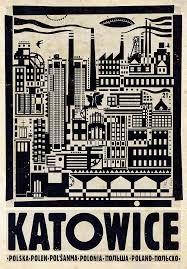 Katowice, Kattowitz City Promotion posters Check also other posters from PLAKAT-POLSKA series Original Polish poster designer: Ryszard Kaja year: 2012 size: Poster S, Poster Prints, Graphic Design Illustration, Illustration Art, Kaja, Industrial Artwork, Polish Posters, Graphisches Design, Plakat Design