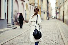 walking down the street - Jestem Kasia