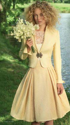 Lust auf Steiermark Frühjahr 2016 by Bundesländerinnen - issuu German Wedding, Style Me, Platform, Patterns, Outfits, Dresses, Fashion, Vestidos, Reunions