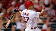 #MLB: El Quisqueyano Jhonny Peralta sigue lidiando con molestias en el pulgar