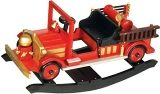 Fire Engine Retro Wooden Toddler's Rocker - UPS Free Shipping  Price: $269.87  Retail Price: 319.95    New adventures for your little ones! Amazingly detailed, heirloom-quality Retro Rocker Fire Engine will greatly attract and please your child. There is no limit to your toddler imagination, while fighting the fire in the stylish retro fire ...Read More