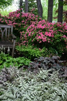 READER PHOTOS! John's design in Virginia - FineGardening