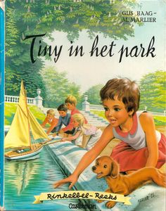 Tiny in het park - illustrated by Marcel Marlier 1967 (from my personal collection)
