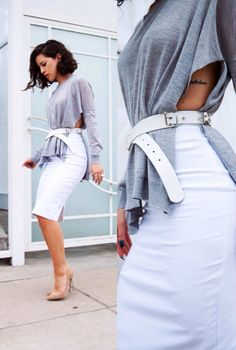 44 Graceful Summer Fashion Trends Ideas For Women To Look Cool Source by mytrendingoutfit Summer fashion Summer Fashion Trends, Autumn Fashion, Summer Trends, Fashion Ideas, Karla Deras, Look Fashion, Fashion Outfits, Prep Fashion, Fashion Edgy