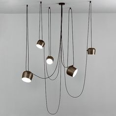 AIM: Découvrez la lampe de suspension Flos modèle AIM