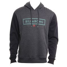 Billabong Mens Sweatshirt Branded Pullover