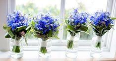 Blaue Inspiritationen zur Hochzeit | Friedatheres