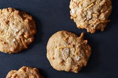 Coconut Chow Mein Butterscotch Cookies recipe