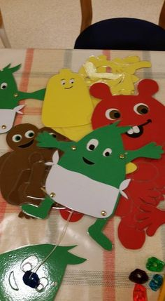 Babblana Mini Craft, Origami, Pre School, Kids Playing, Crafts For Kids, Children, Inspiration, Tips, Music