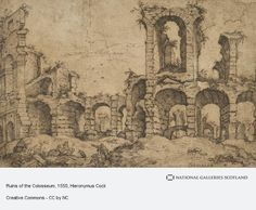 Ruins of the Colosseum (1550)