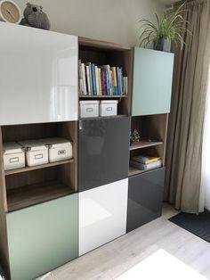 Living Room 2017, Ikea Living Room, Dining Room Storage, Playroom Storage, Diy Furniture Projects, Furniture Design, Wardrobe Design Bedroom, Lobby Design, Apartment Furniture