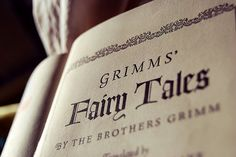 Grimms' Fairy Tales :)