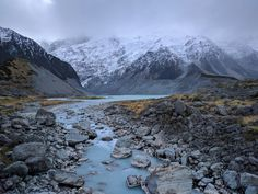 Hiked around Mount Cook (New Zealand) last week felt like I was in Skyrim [4032 x 3024] [OC]   landscape Nature Photos