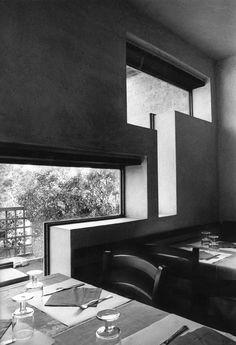 Carlo Scarpa (1906-1978) | Sala Colazione | Campeggio a Fusina | Fusina (Provincia di Venezia) | 1957-1959