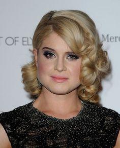 Kelly Osbourne Medium Curls