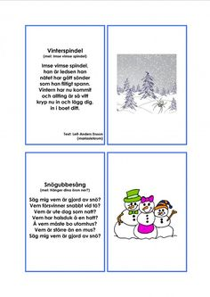 Mariaslekrum - Illustrerade sånger. Learn Swedish, Swedish Language, Montessori, Crafts For Kids, Preschool, Education, Learning, Children, Inspiration