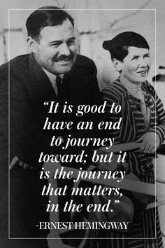 A Way with Words: 10 of Ernest Hemingway's Greatest Quotes - TownandCountrymag.com