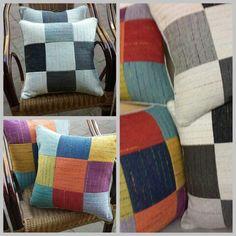 Cushions @laumen-meubelstoffen