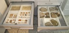 Cuneiform storage at John Hopkins