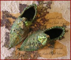 Fairy Boots | tutorial added to my lessons and a few sweet wins!