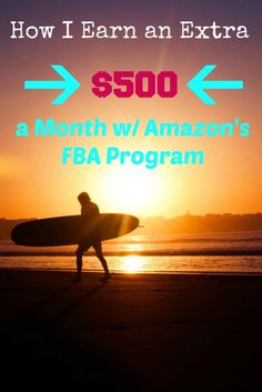 Learn how to start an Amazon FBA side hustle in your spare time. In a nutshell: you shop for bargains locally, ship them to Amazon, and get a portion of the revenue when those items sell online. Easy one to get started with!