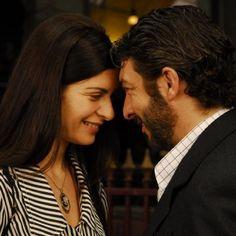 Ricardo Darín and Soledad Villamil in The Secret in Their Eyes