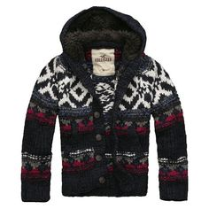 Hollister Men's Outerwear – Contemporary Rugged Style Men's Jackets - Men Apparel - IDEAS of LIFESTYLE