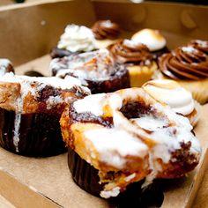 Gluten-Free Desserts: Crave Bake Shop; Lake Oswego, OR