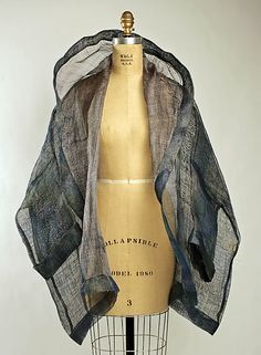 Romeo Gigli   Date: ca. 1990 Culture: Italian Medium: hemp Dimensions: Length at CB: 36 in. (91.4 cm)