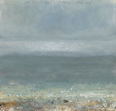 Kurt Jackson: The sun breaks through the fog. May 2012 Campden Gallery