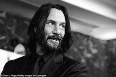Keanu Reeves looks dapper as he attends a special screening for John Wick: Chapter John Wick Hd, John Wick Movie, Keanu Reeves John Wick, Keanu Charles Reeves, Looking Dapper, Good Looking Men, Keanu Reeves Quotes, Keanu Reaves, Face Photo