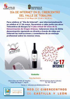 17/5 Día de Internet. Quintana Martin Galindez  19:00h Telecentro