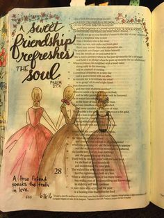 Friends No Friends is the second studio album and debut independent studio album by American rapper Loon, released in August 2006 via Cleopatra Records. Bible Study Journal, Scripture Study, Bible Art, Art Journaling, Bible Drawing, Bible Doodling, Bible Verses Quotes, Bible Scriptures, Bibel Journal